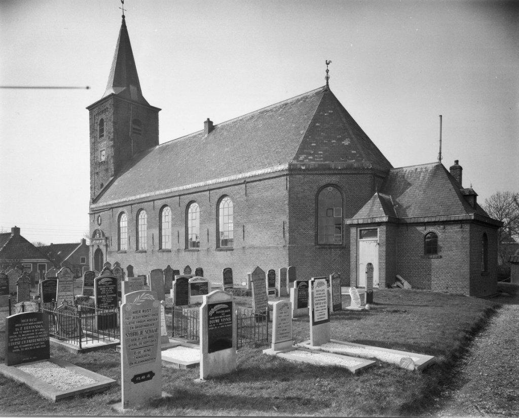Hervormde kerk Warns