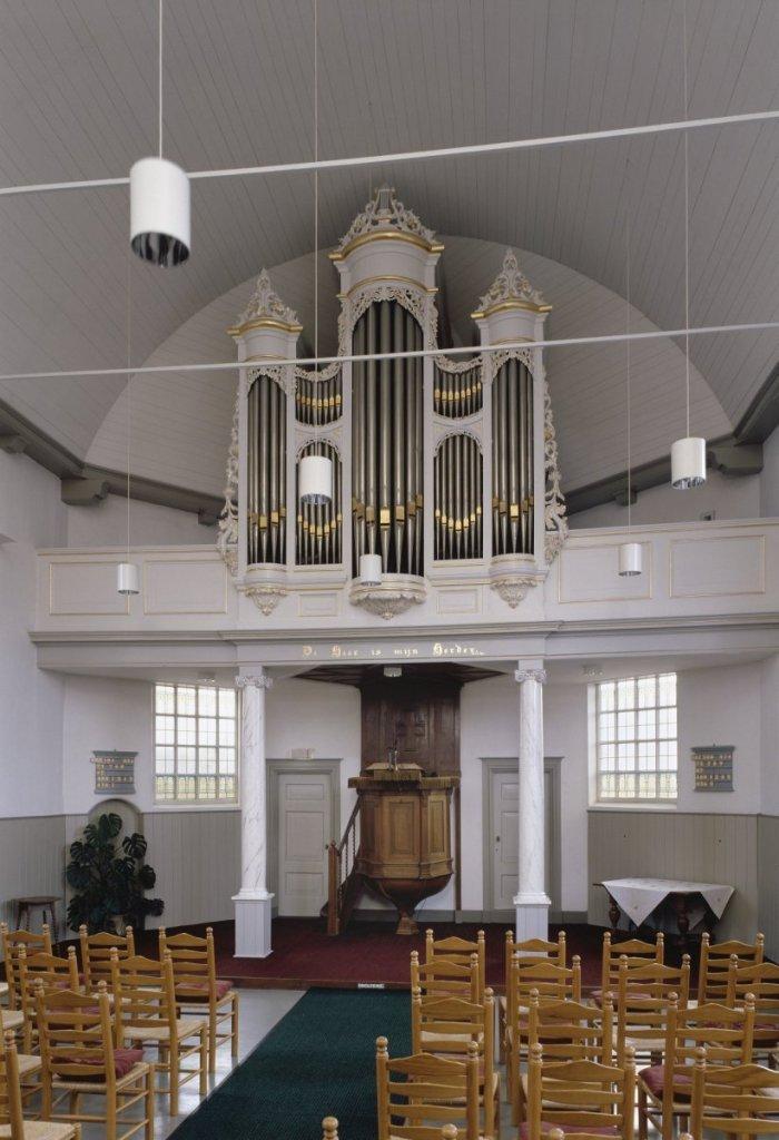 preekstoel doopsgezinde kerk