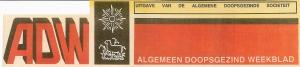 logo Algemeen Doopsgezind Weekblad