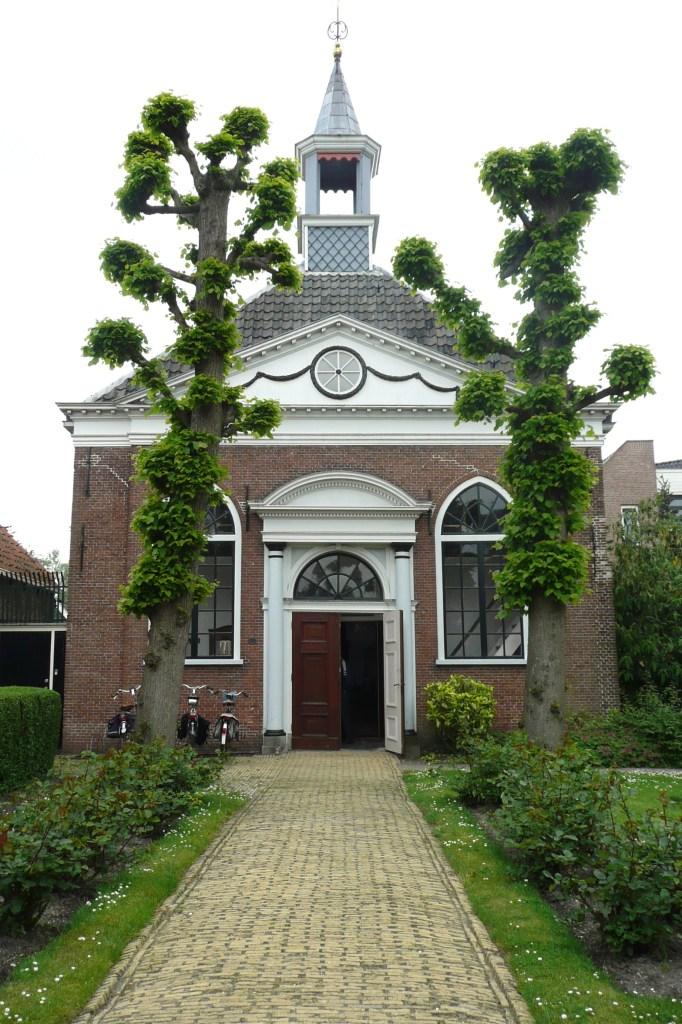 Doopsgezinde kerk in Bolsward