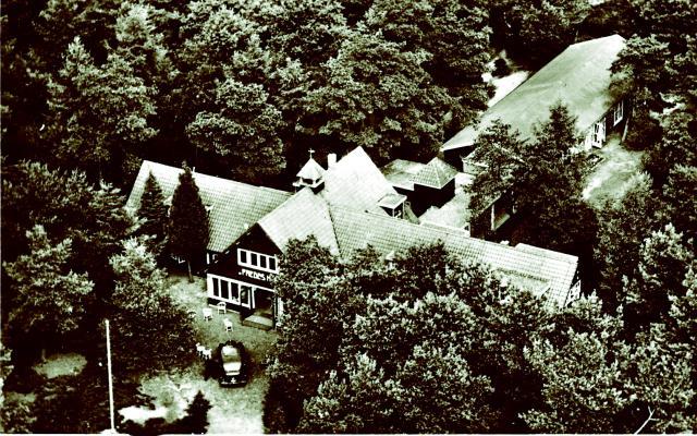 Fredeshiem luchtfoto