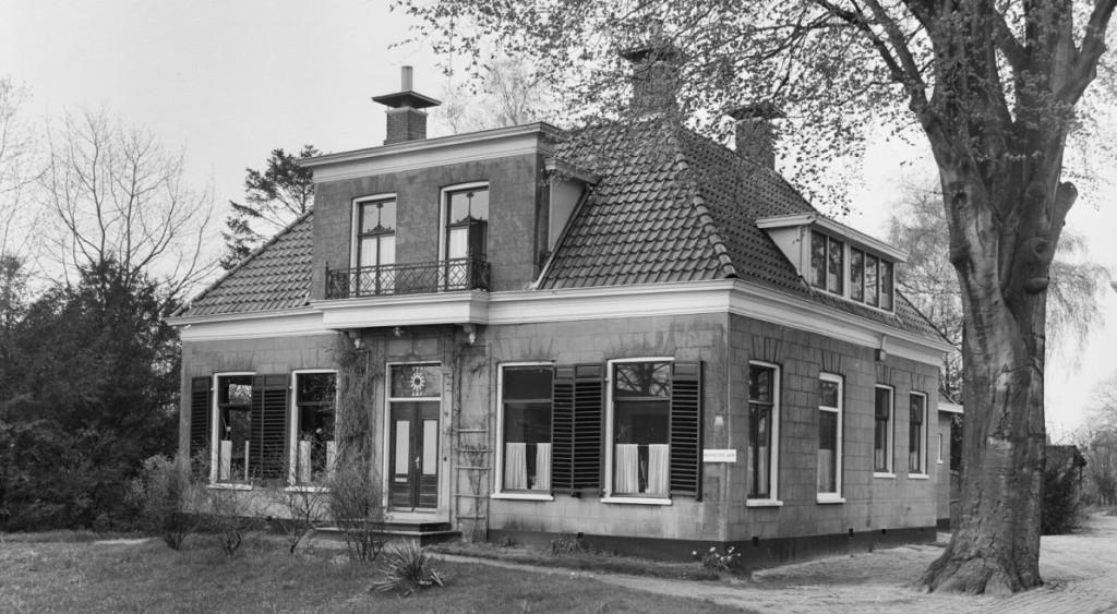 Doopsgezinde pastorie Sappemeer