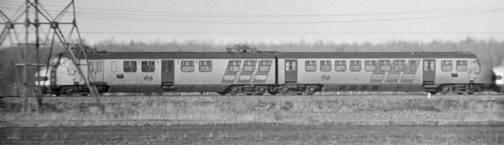 De trein bij Wijster dag 12