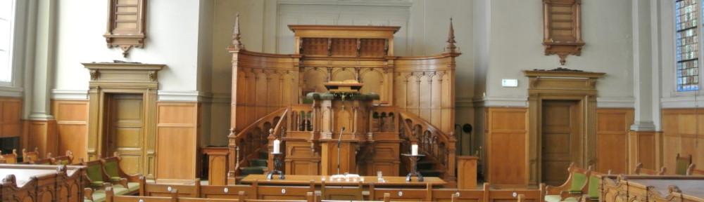 Doopsgezinde kerk Deventer Penninckshuis